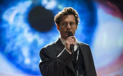Johnny Depp si zahrá neviditeľného muža po boku Múmie Toma Cruisa