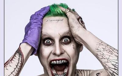 Joker Jareda Leta se nám konečně odhaluje!