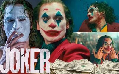 Joker v kinech vydělal už miliardu dolarů!
