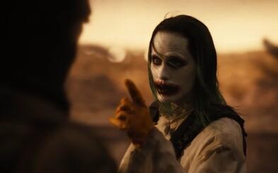 Jokerova scéna v Justice League: Snyder Cut je lepší než všechny jeho scény v Suicide Squad dohromady