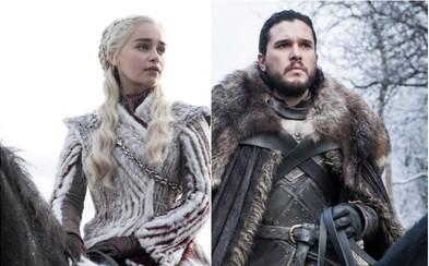 Jon a Daenerys sa na obrázkoch z 8. série Game of Thrones pripravujú na rozhodujúci stret s armádou nemŕtvych