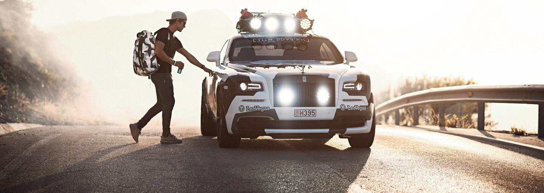 Jon Olsson opět posouvá laťku výš. Toto je jeho nový, extrémní Rolls-Royce s 810 koňmi!