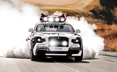 Jon Olsson opäť posúva latku vyššie. Toto je jeho nový extrémny Rolls-Royce s 810 koňmi!