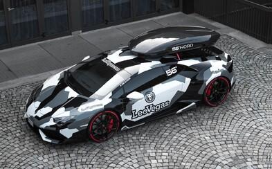 Jon Olsson prodává své více než 800koňové Lamborghini. Je nové, upravené, ale zároveň levné