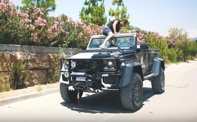 Jon Olsson šokuje s najšialenejším kabrioletom na svete a opäť posúva latku