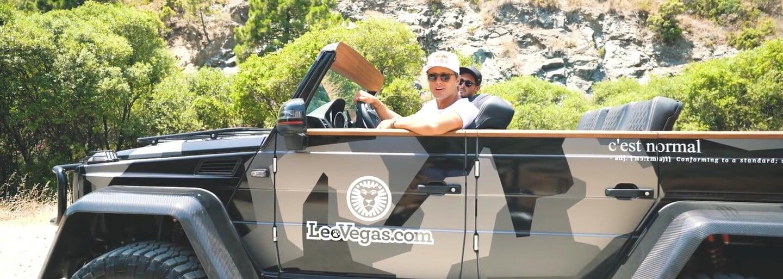 Jon Olsson šokuje s nejšílenějším kabrioletem na světě a opět posouvá laťku