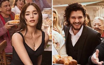 Jon Snow a Daenerys září v nové kampani pro Dolce & Gabbana. Značka při výběru osobností trefila do černého