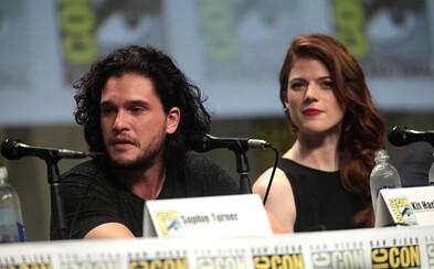 Jon Snow a Ygritte z Game of Thrones sa stali manželmi! Na ceremónii v Škótsku nechýbali ani hviezdni kolegovia
