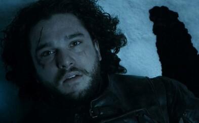 Jon Snow je späť! HBO uvoľnilo prvé sekundy zo 6. série Game of Thrones s Jonom Snowom v pozadí