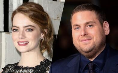 Jonah Hill a Emma Stone sa stanú hviezdami seriálu Maniac od tvorcu True Detective