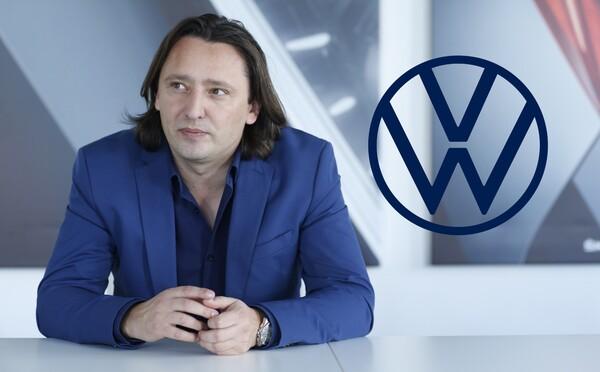 Jozef Kabaň hlási veľkolepý návrat, stane sa šéfdizajnérom značky Volkswagen!