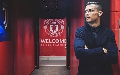 Jsem příkladem pro lidi, řekl Cristiano Ronaldo na margo obvinění ze znásilnění