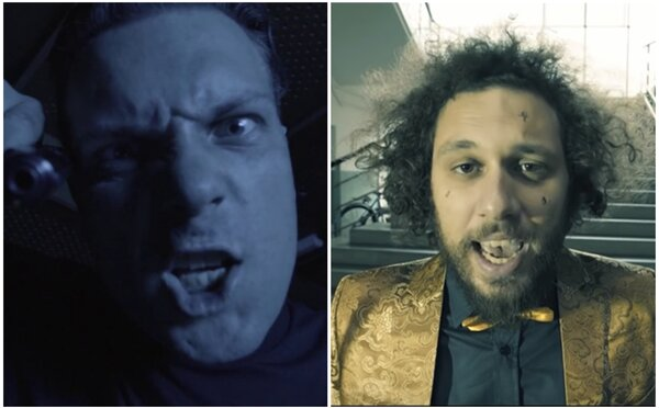 Jsi Vojta Dyk, Kapitán Demo, čistá m*dka, česká nemoc, rapuje James Cole na společném tracku s MC Geyem
