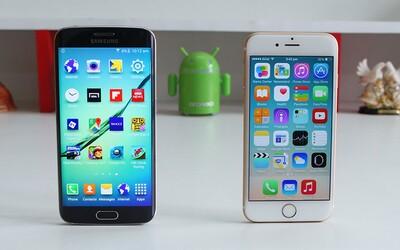 Jste vlastníky ne vždy plynulého Androidu? Zde je několik důvodů, proč by byl systém iOS od Apple lepší volbou