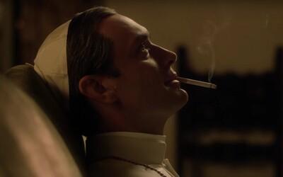 Jude Law bude zvrátený pápež v novom seriáli HBO od uznávaného Paola Sorrentina
