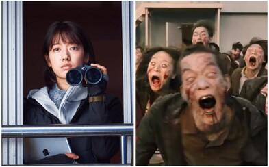 Jihokorejci to se zombíky umí. Sleduj trailer pro Alive, který uvězní obyvatele paneláků s hordami zombíků před výtahy
