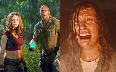 Jumanji 3 sa začne nakrúcať už budúci rok a režisér Hereditary chystá ďalší mrazivý horor