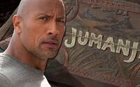 Jumanji s The Rockom nebude reboot, ale pokračovanie klasiky s Robinom Williamsom