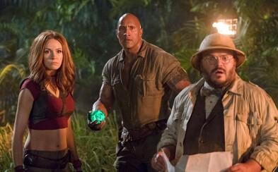 Jumanji: Welcome to the Jungle bude podľa slov The Rocka zachovávať čo najviac atmosféry z pôvodného filmu. Dáte snímke šancu v kine?