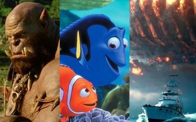 Jún započne v kinách blockbusterové hody. Pripravte sa na veľkolepé sci-fi, úžasné komédie či akčné filmy a horory