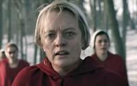 June sa stáva líderkou odboja. Trailer pre 4. sériu Handmaid's Tale sľubuje pád Gileádu a vojnu