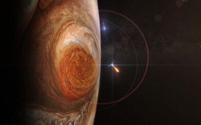 Jupiter: Gigantické teleso, o ktorom budeme počas nasledujúcich mesiacov veľa počúvať