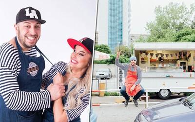 Juraj zKramáre Burgers so svojou polovičkou rozbehol verejnú zbierku, vďaka ktorej môžu ich burgre ochutnať všetci Slováci