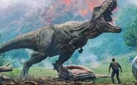 Jurassic World 3 potvrzen! V kinech ho uvidíme v létě 2021, 3 roky po druhé části