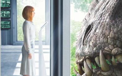 Jurassic World má na konte miliardu v rekordne krátkom čase
