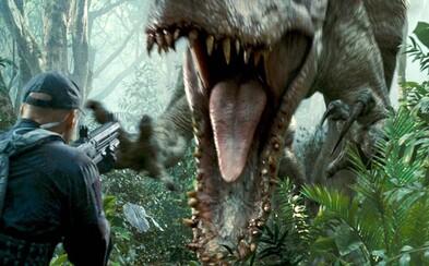 Jurassic World nesklamal, no k dokonalosti má ďaleko (Recenzia)