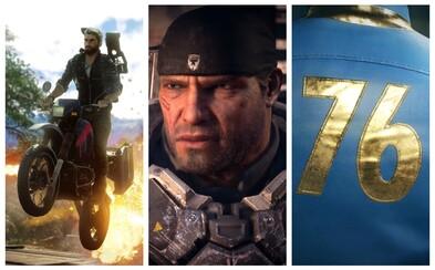 Just Cause 4, The Division 2, Gears 5 a mnoho ďalších peciek. Microsoft potešil hráčov svojou najlepšou konferenciou za posledné roky