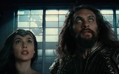 Justice League bude mať potitulkovú scénu! Pozrite sa na zábery z natáčania a taktiež sa tešte na Aquamana jazdiaceho na žralokoch