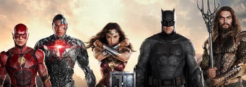 Justice League bude najkratším DCEU filmom vôbec. V týchto chvíľach sa navyše už píše scenár pre dvojku