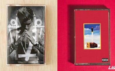 Justin Bieber a Kanye West vydávají desky na kazetách a nejsou sami. Vrátí se toto médium do našich hudebních kolekcí?