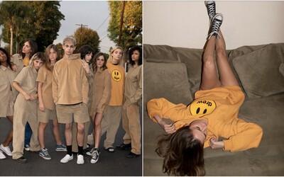 Justin Bieber predstavuje vlastnú streetwearovú značku oblečenia s názvom Drew House