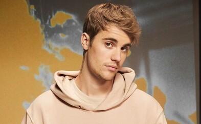 Justin Bieber rapuje v štúdiu, ľudia ho prirovnávajú k 50 Centovi. Spevák chystá nový album