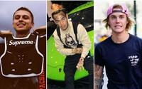 Justin Bieber sa zasnúbil, Tekashi bol vo väzení a Dalyb si zahrá v slovenskej dráme