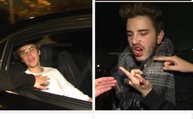 Justin Bieber uštedril dotieravému fanúšikovi poriadny úder do tváre. Zakrvavený chlapík nechápal, čo sa mu to vlastne stalo