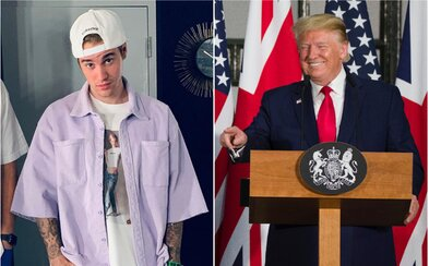 Justin Bieber vyčíta Trumpovi novodobé koncentračné tábory pre utečencov, ale ďakuje za iniciatívu pri boji o prepustenie Rockyho