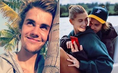 Justin Bieber vystrašil fanúšikov tajomným príspevkom na Instagrame. Modlite sa za mňa, odkázal ľuďom