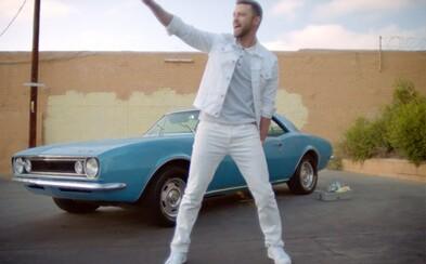 Justin Timberlake predstavuje už aj oficiálny videoklip ku skladbe Can't stop the feeling, ktorá ovládne leto