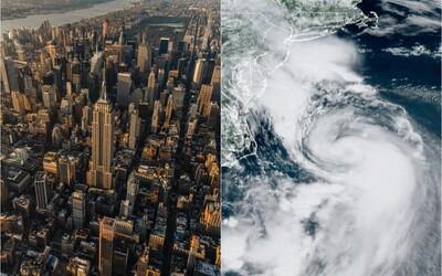 K New Yorku sa blíži hurikán Henri. Východné pobrežie môže zasiahnuť veľmi tvrdo