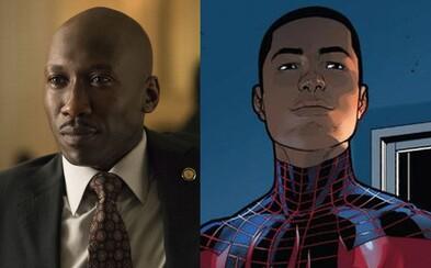 K obsadeniu animovaného Spider-Mana sa pridáva oscarový Mahershala Ali z Moonlightu a House of Cards