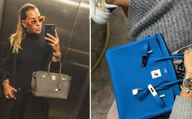 Kabelky Birkin od Hermès stojí stovky tisíc korun. Proč si někteří Češi koupí kousek kůže v ceně malého bytu?