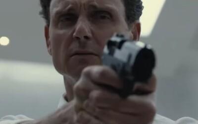 Kacelárska vyvražďovačka od režiséra Guardians of the Galaxy prichádza s debutovým trailerom, pripomínajúcim krvavé Battle Royale