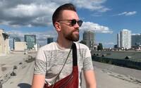 Kachličky z Titanicu v Bratislave? Zisťovali sme, ako sa Štefan dostáva na neprístupné miesta, ktoré fotí na Instagram (Rozhovor)