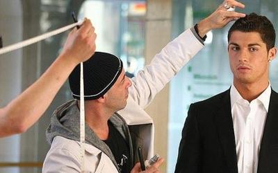 Kadeřníka Cristiana Ronalda našla uklízečka ubodaného v jeho hotelovém pokoji