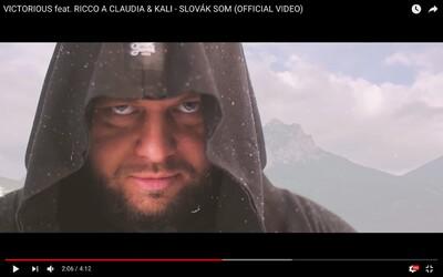 Kali sa pokúša o deklaráciu novej slovenskej hymny a pridáva aj vizuál, ktorý vám pripomenie, prečo byť na Slovensko hrdý