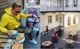 """Kam chodí na kávu """"bratislavská kaviareň""""? Navštívili sme 5 podnikov, ktoré si zamilovali aj 6ix9ine a Jennifer Lawrence"""