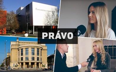 Kam na výšku #5: Takto v Bratislave vyzerá štúdium práva. Navštívili sme dve vysoké školy